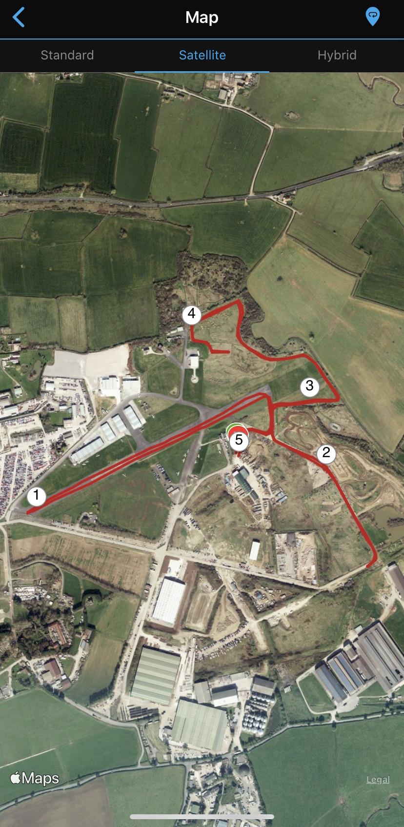 Henstridge Airfield Parkrun
