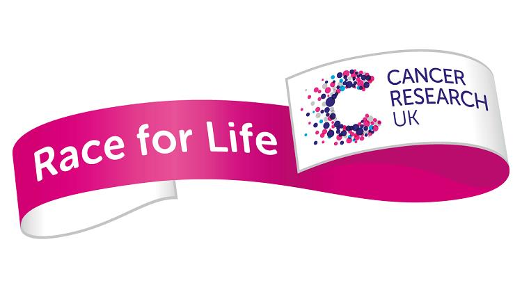 I'm doing Race For Life for Cancer Research UK!