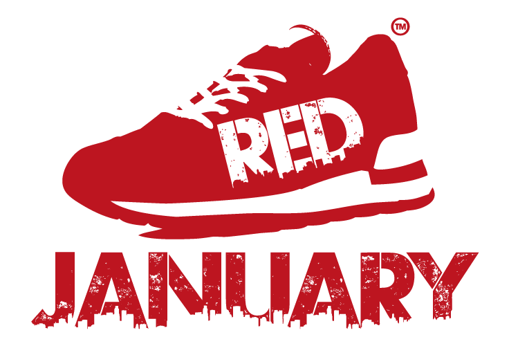 I'm doing RED January for MIND!